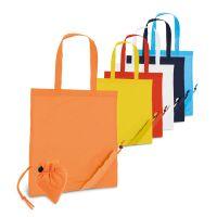 SHOPS. Skládací taška