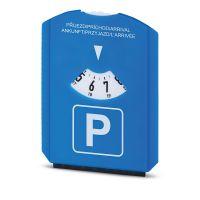 LAURIEN. Parkovací hodiny se škrabkou