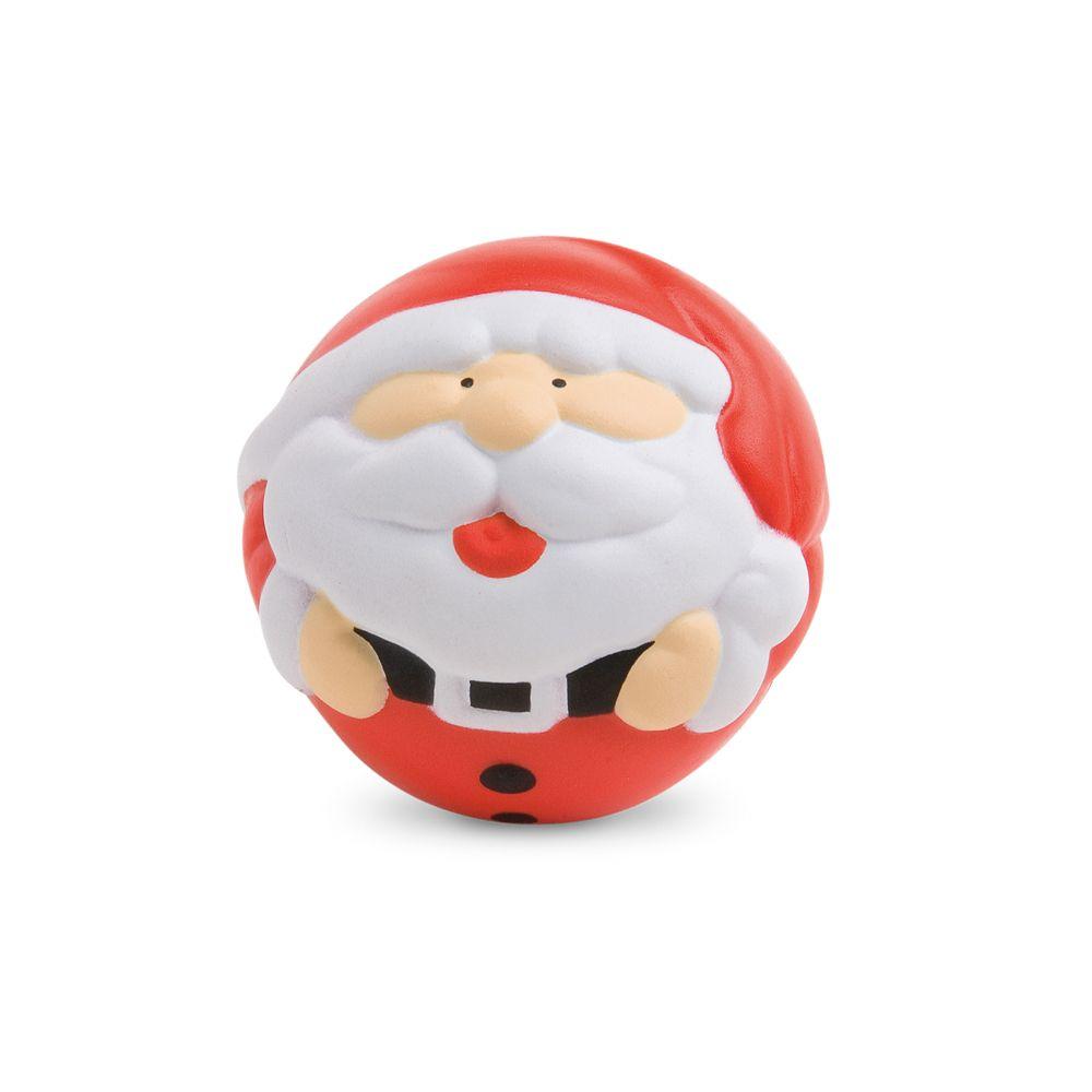 Antistresový míček Santa