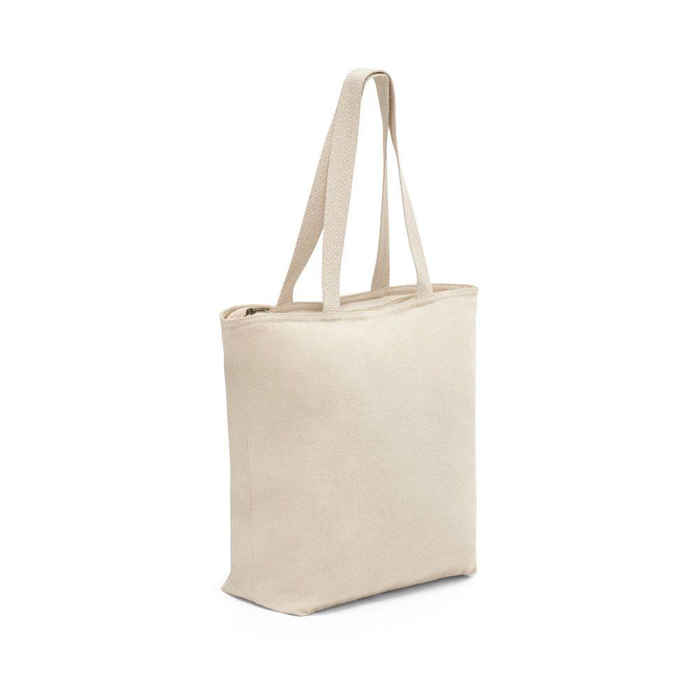 HACKNEY. 100% bavlněná taška se zipem