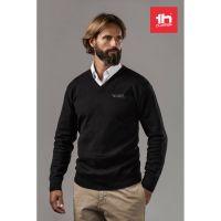 MILAN. Pánský svetr s výstřihem do V