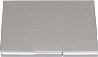 K518 - Kovové matné pouzdro na vizitky