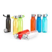 SENNA. Recyklovatelná sportovní láhev | Černá, Červená, Královská modrá, Oranžová, Světle modrá, Světle zelená, Transparentní, Žlutá