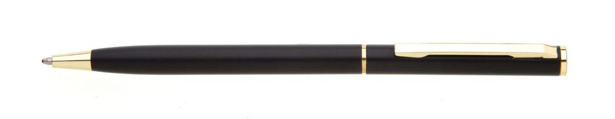 Kuličkové pero vyrobené z mosazi, vaše gravírované logo bude mít zlatou - barvu mosazi.